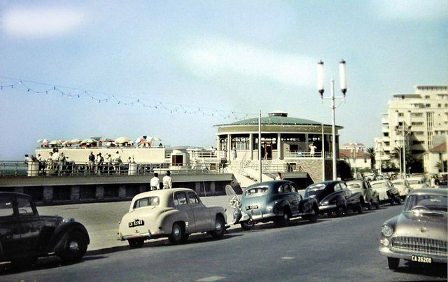 Beach Rd,Sea Point  1957. by Etiennedup, via Flickr