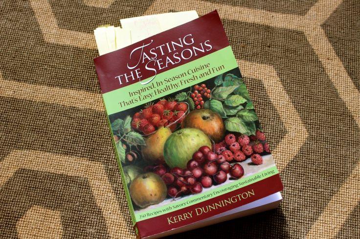 Kerry Dunnington's Tasting the Seasons