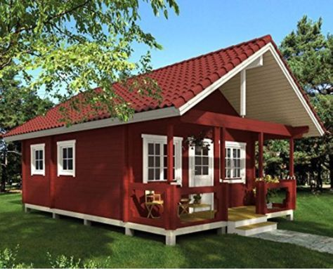 Cabin Dream Home for cheap, Tiny House, Cabin Kit, FREE shipping, no sales tax some states, no interest financing, ADD to Amazon cart for DEALS and more cabins, Outdoor Living, Fishing, Hunting