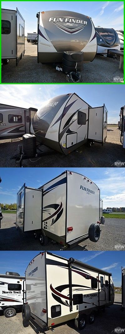 rvs: New 17 Fun Finder Xtreme Lite 19Rb Towable Travel Trailer Cruiser Rv Wholesalers -> BUY IT NOW ONLY: $15995 on eBay!
