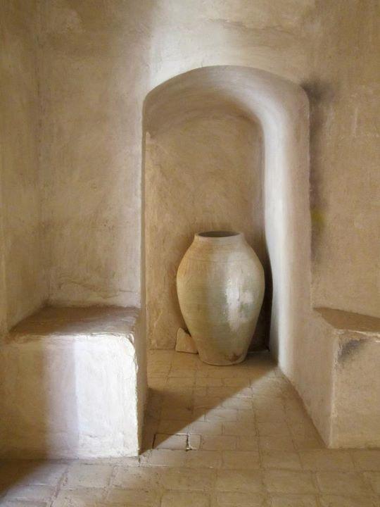 Bondarabad, Province Yazd, Iran, inside an old Sufi monastery (taken by Roland Summer)
