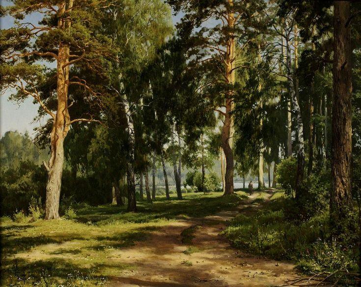 Сергей Басов — очень талантливый российский художник-пейзажист. Он продолжает традицию русской классической пейзажной живописи XIX века. В его работах очень много света и тепла. Искусствоведы называют художника одним из лучших представителей современного российского реализма, отмечая его безупречный вкус и удивительное поэтическое восприятие мира.