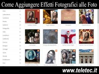 Oltre 450 Effetti Fotografici per Rendere uniche le tue foto