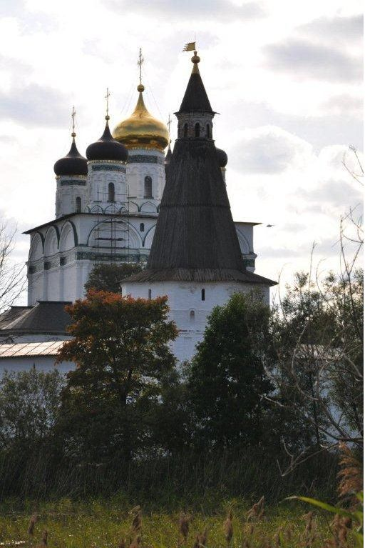 Иосифо-Волоцкий монастырь в Теряево