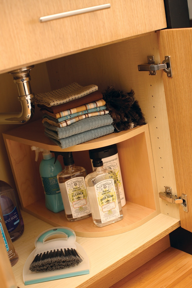 Tiered Shelves For Cabinets 17 Best Images About Clean Clever Storage On Pinterest