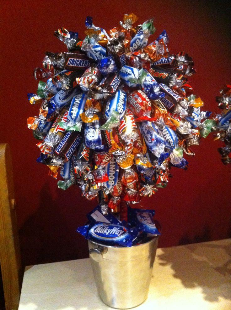 Hero And Celebration Sweet Tree I Made These I Want To