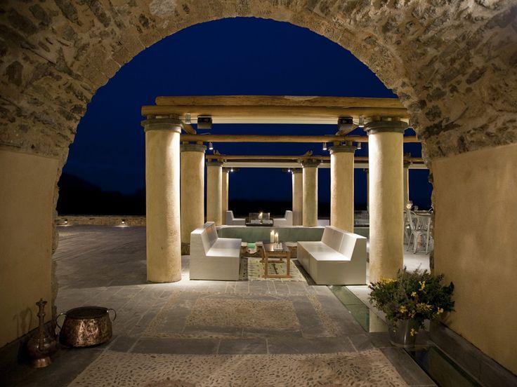 Kinsterna Hotel and Spa, Monemvasia, Greece