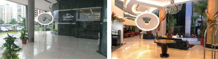 Hotel Eco Inn Plaza Meru Wenezuela, międzynarodowy ośrodek położony w Ciudad Gujany w stanie Bolivar w Wenezueli, wdrożył system monitoringu oparty na kamerach IP, oprogramowaniu AirLive, rejestratorach CoreNVR w celu monitoringu i aktywnej ochrony swoich luksusowych apartamentów.
