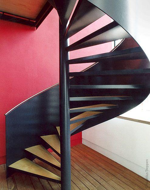 nautilus treppen gmbh co kg spindeltreppe in. Black Bedroom Furniture Sets. Home Design Ideas