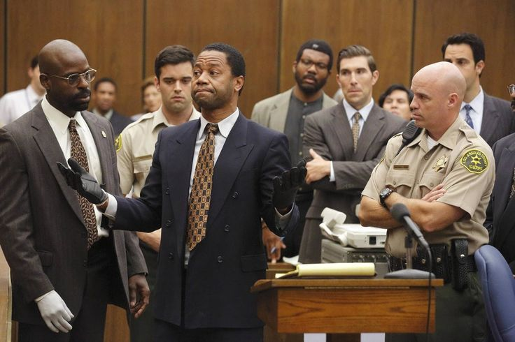 "#2: The People vs. OJ Simpson: American Crime Story (FX)""With crackling scripts and criminally strong performances, this mini-series made a much-told story feel new again."" -New York Times"