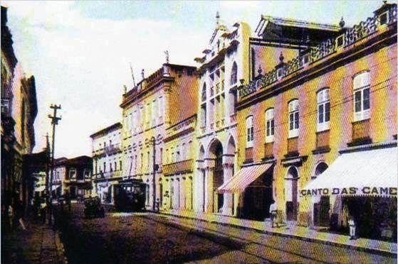 Antiga João Alfredo, Belém.