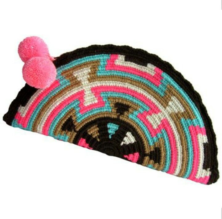 Wayuu mochila wallet/coin purse