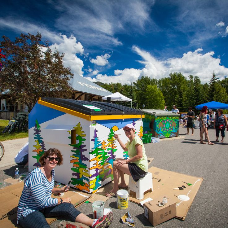 18 best immerse in culture arts history in fernie images on do we have the best looking dumpsters we think so thanks to our fantastically the streetsart history fandeluxe Image collections