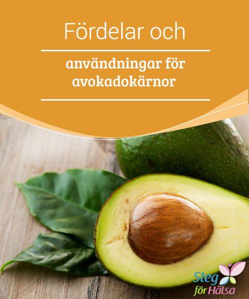 Fördelar och användningar för avokadokärnor  Avokado är en utsökt och #näringsrik frukt som kan vara väldigt #fördelaktig för din hälsa. Men dess kärna (som tenderar att bli bortkastad) kan också ätas eftersom den har många fler #medicinska egenskaper än resten av #frukten.