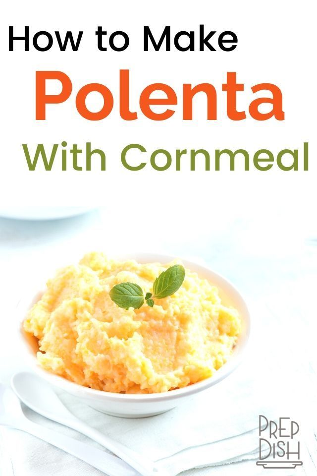 How To Make Polenta From Cornmeal In 2020 Fall Recipes Breakfast Recipes Winter Recipes Breakfast