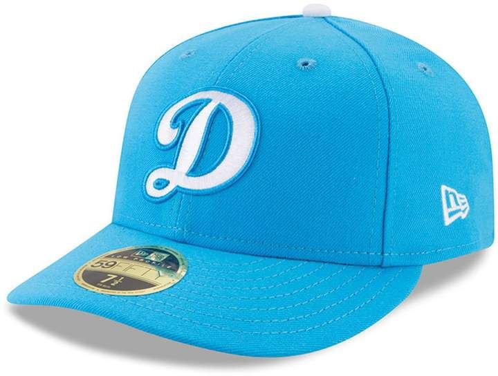 Park Art|My WordPress Blog_Low Profile Fitted Hats Dodgers