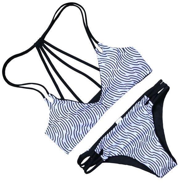 OMKAGI Bikinis Women Swimsuit Micro Swimwear Women Biquinis Beach Set Maillot De Bain Femme Brazilian Bikini 2017 Bathing Suit Plavky