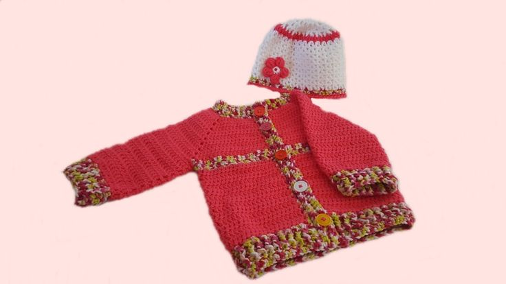 Infant baby girl set, sweater hat set, peach white set, baby girl gift, birthday gift, 12-18mo girl, button down sweater, girl clothing. by Adorablelookingbaby on Etsy