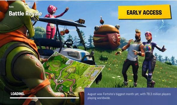 Add Interesting Facts About Fortnite And Epic Games To The Loading Screen To Go Along With Tips Via Feveredartist Epic Games Fun Facts Fortnite
