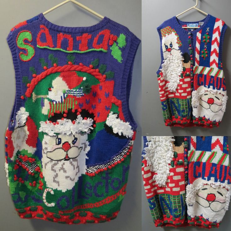 Ugly Christmas Sweater xl Vintage Christmas Sweater Vintage tacky Christmas Sweater, extra large Christmas sweater, xl, xxl, xxl, plus size