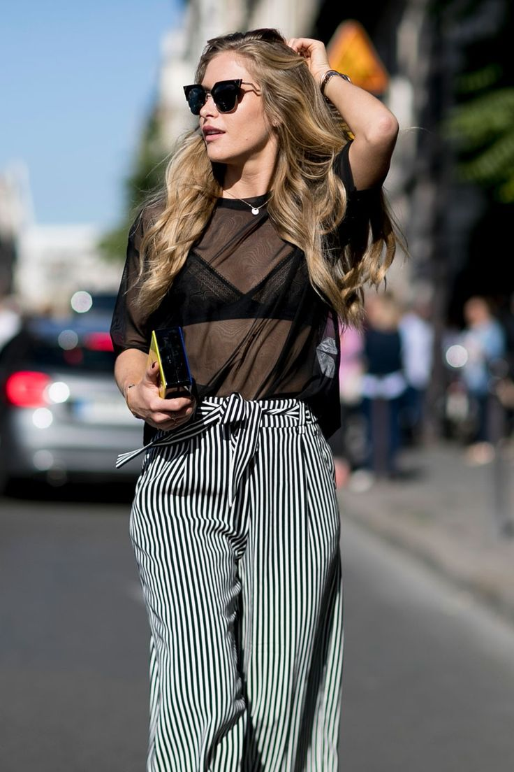 2014 urban fashion trends for women - The Street Style Trends We Re Stealing From Paris Fashion Week Via Whowhatwearau