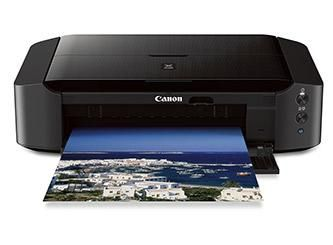 SOME KIND OF PHOTO PRINTER  Aimed at the moderately serious photo enthusiast, the Canon Pixma iP8720 Wireless Inkjet Photo Printer offers a low initial price and the ability to print at up to 13 by 19 inches.