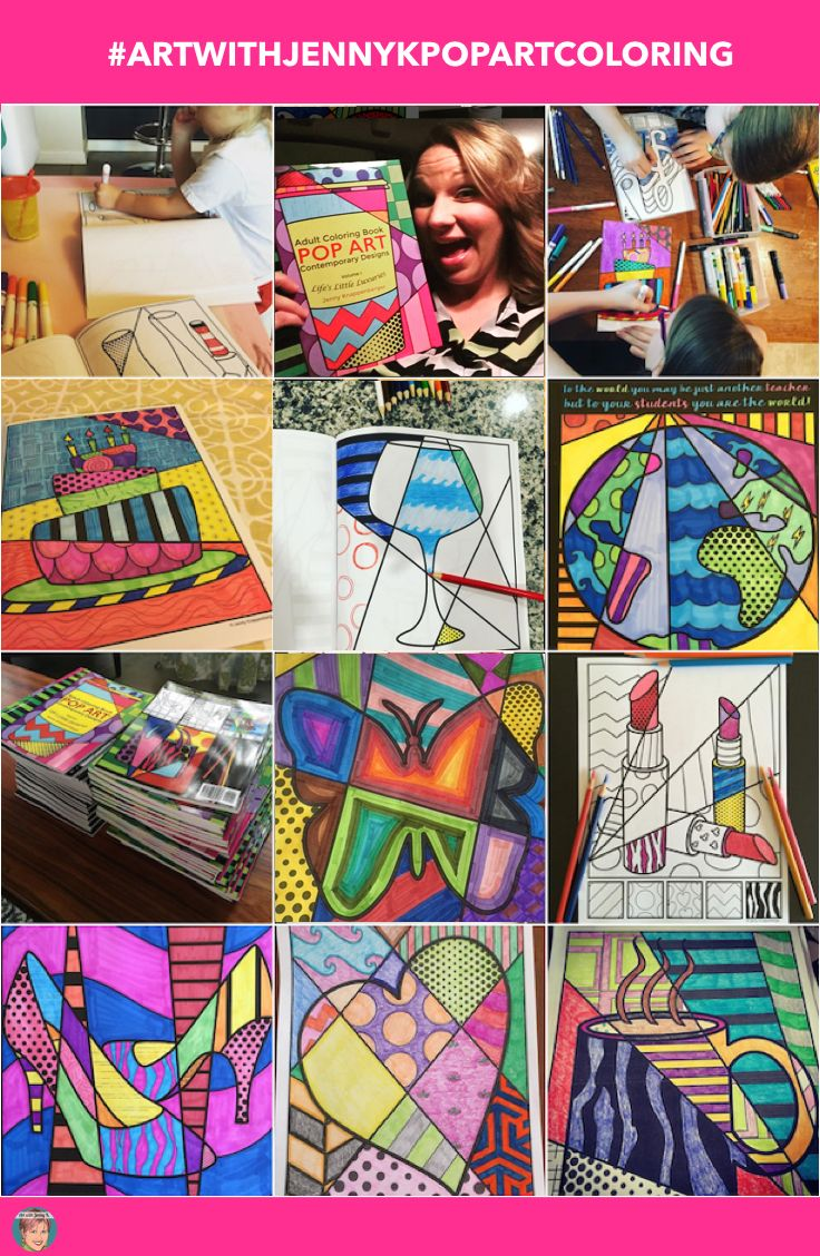 Coloring book for notability - 10 Reasons Why Adults Need Their Own Coloring Books Adults Will Love These Pop Art