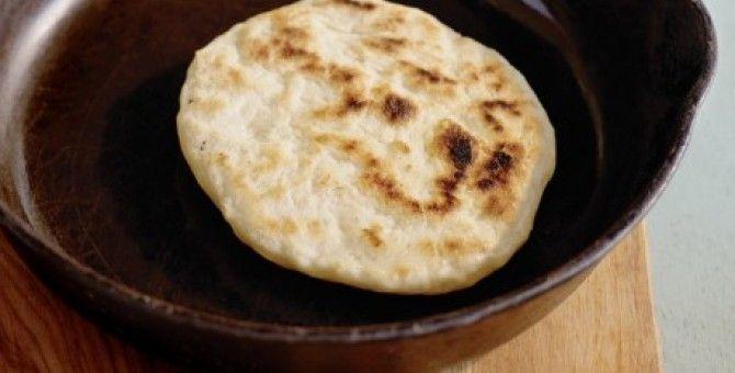 Cast Iron Skillet Pita Bread