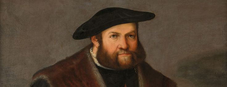 Ulrich Ehinger / Augsburger Patrizier / Renaissance