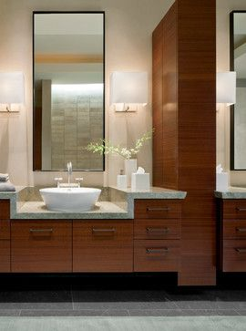 Desert Mountain Contemporary - contemporary - Bathroom - Phoenix - David Michael Miller Associates