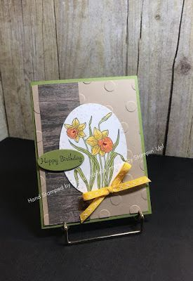 SSINKspiration Fun with Stampin' Blends: You're Inspiring