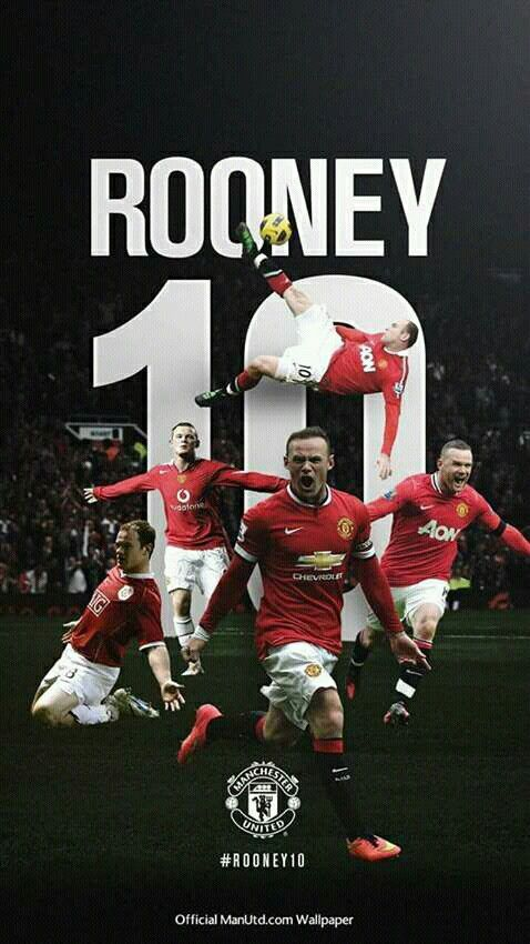 #ManchesterUnited Legends - #WayneRooney #10