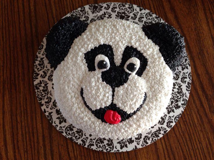 Pin pin panda bear cake template on pinterest cake on for Panda bear cake template