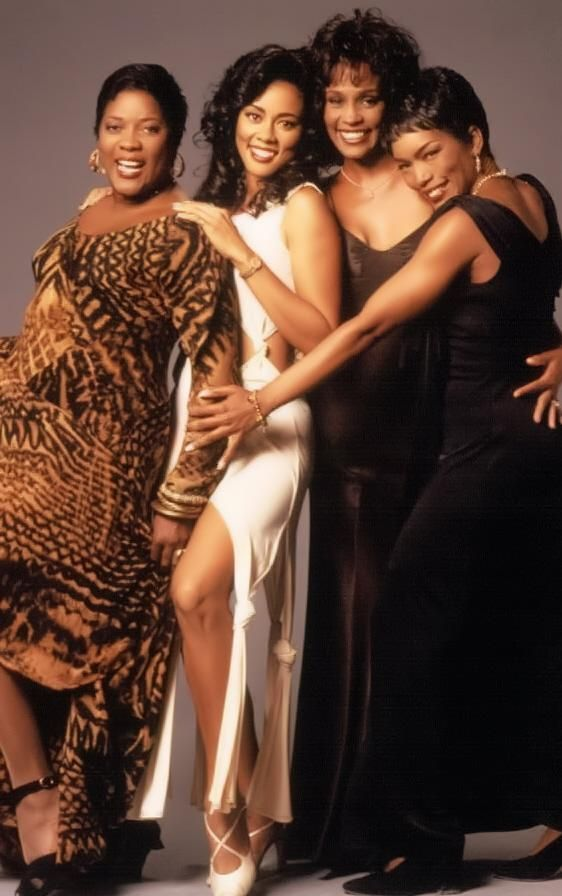 Waiting to Exhale Starring Whitney Houston, Angela Bassett, Loretta Devine, Lela Rochon--Directed by   Forest Whitaker--Written by   Terry McMillan (book and teleplay)