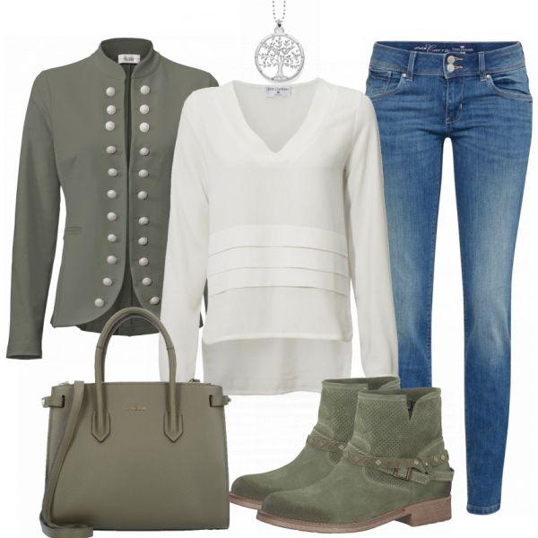 Freizeit Outfits: TeaTree bei FrauenOutfits.de