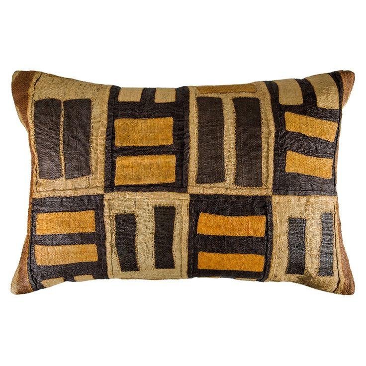 Kuba Cloth Cushion Cover