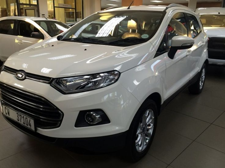 Used Ford EcoSport 1.0T Titanium for sale in Western Cape # 1225964 │ Surf4Cars