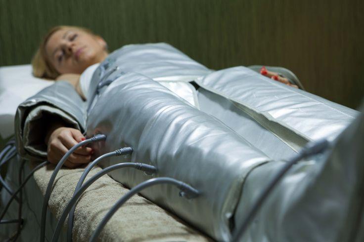 """Printre terapiile de remodelare corporala, drenajul limfatic este numit """"moartea celulitei""""."""