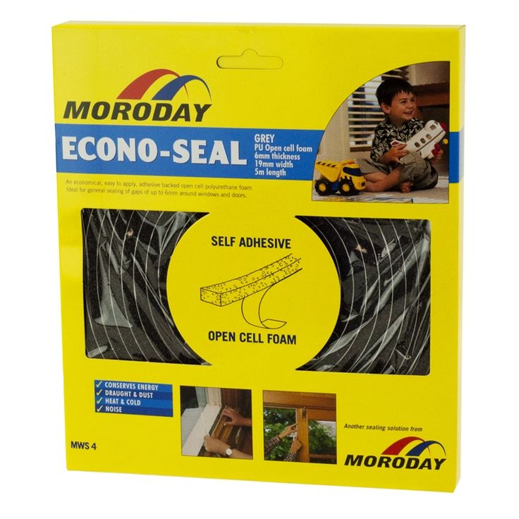 Find Moroday Grey Econo Weather Seal Tape at Bunnings Warehouse. Visit your local store for the widest range of building & hardware products.