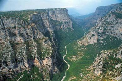 Vikos Gorge, Zagori Region, Greece