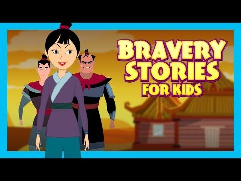 Bravery Stories For Kids - Bedtime Stories and Fairy Tales For Kids || Story Time For Kids - YouTube