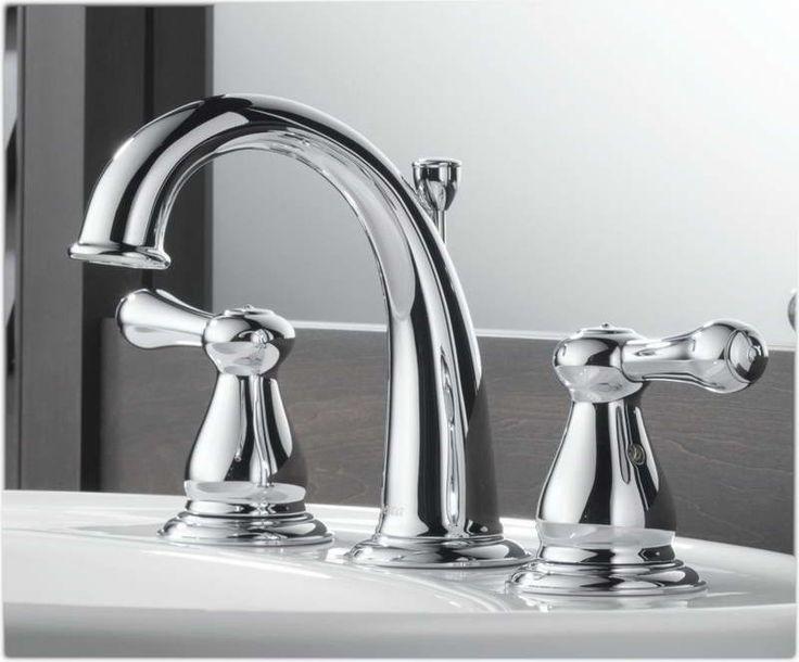 Luxury Bathroom Faucet #343