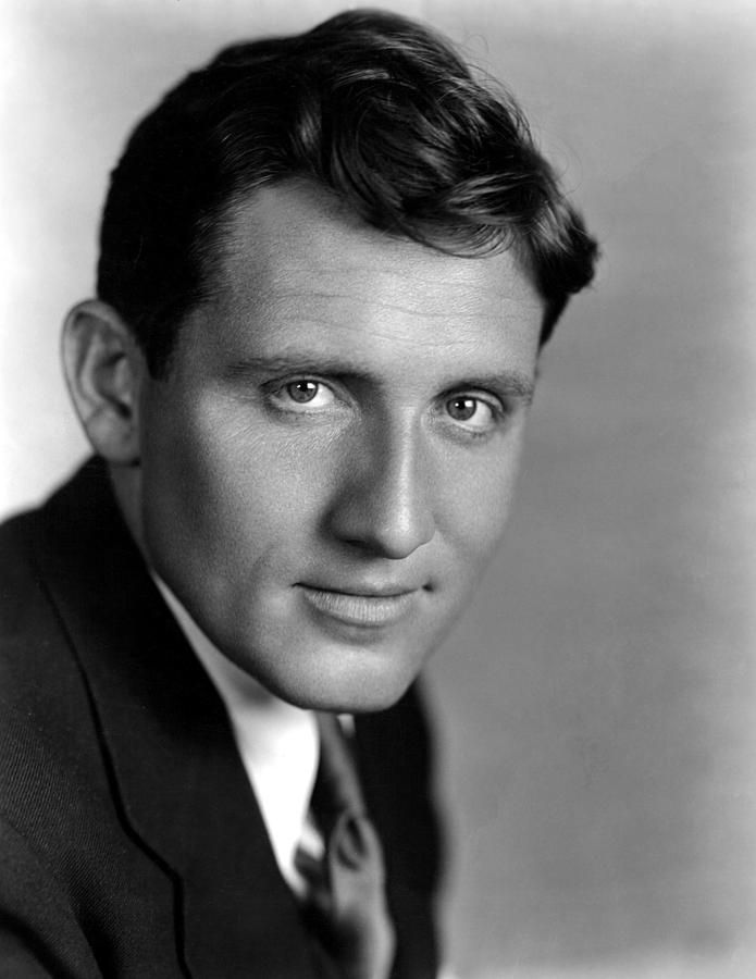 spencer tracy star of boys town the original father of the bride