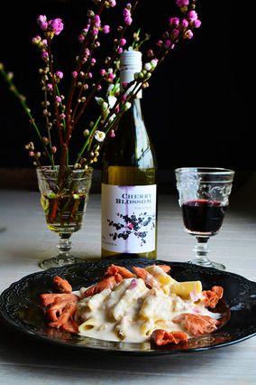 3月の白いパスタ 簡単で美味しくて仲間と飲みたくなる|レシピブログ