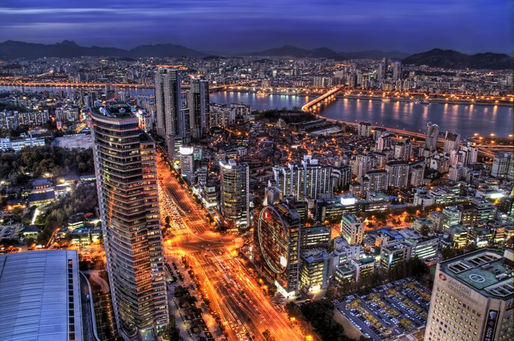 Wow! South Korea - Soeul. 4 months and counting...