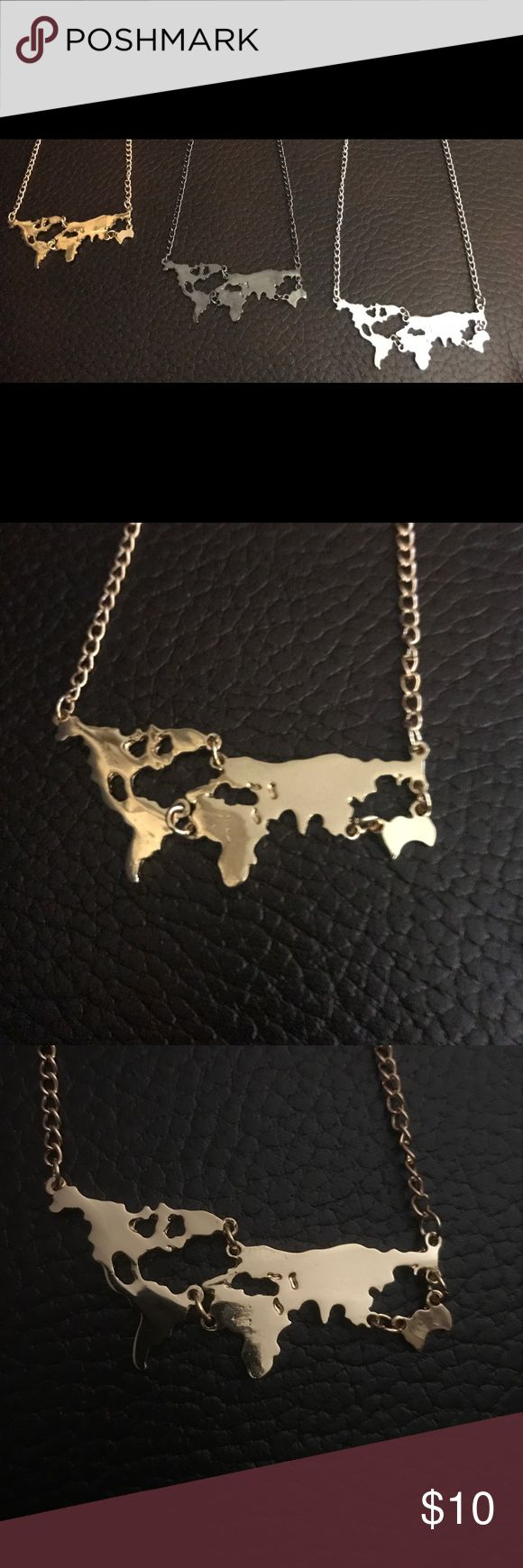 Best  Map Necklace Ideas On Pinterest Bling Maps Buy Maps - Chicago map necklace