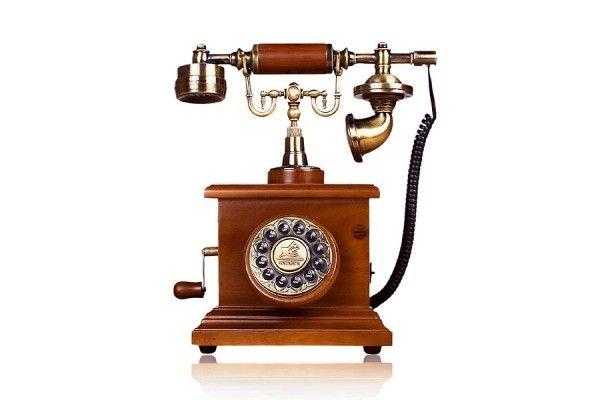 antikes Nostalgie Telefon