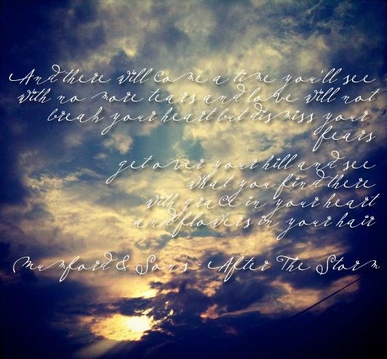 Mumford and Sons: Storms 3, Mumford And Sons, Mumford Sons, Favorite Songs, Storms Lyrics, Songs Hye-Kyo, Flowers, Hair, Fave Lyrics