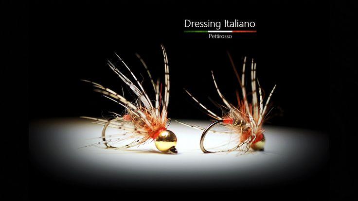 Costruzione di una ninfa PETTIROSSO by Dressing Italiano