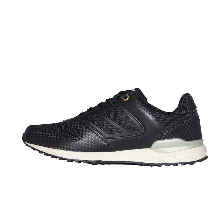 lotto R3272 MAIDEN Siyah Erkek Günlük Spor Ayakkabısı